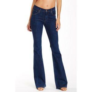 James Jeans | Dark Wash Bella Flare Jeans